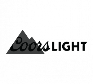 Coors Light_B&W