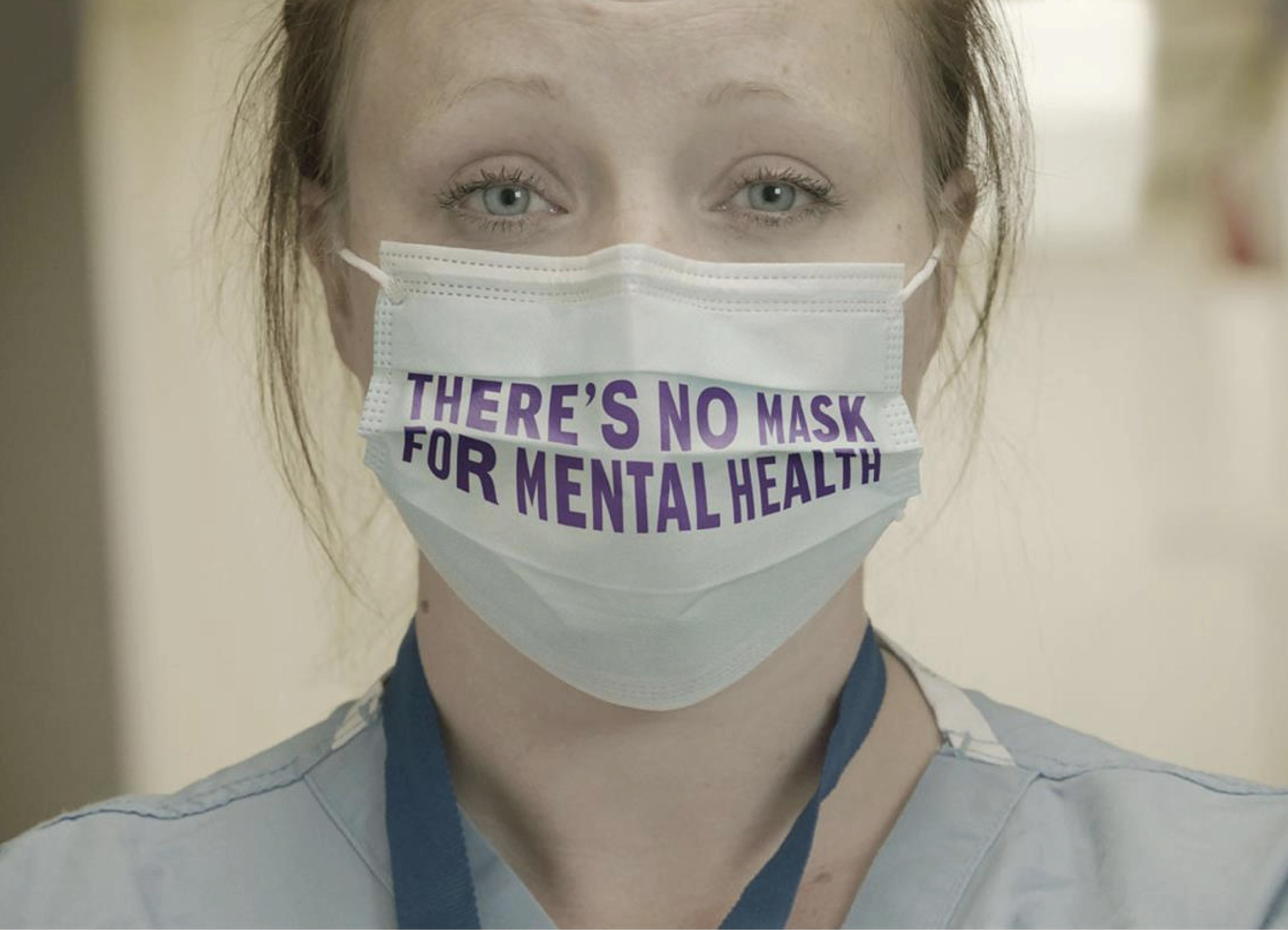 No Mask for Mental Health